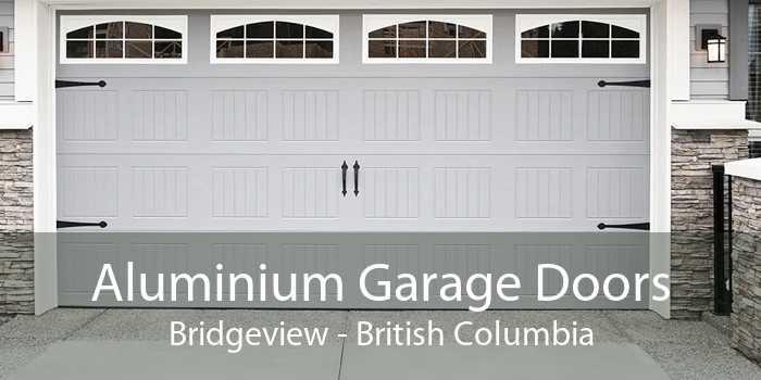 Aluminium Garage Doors Bridgeview - British Columbia