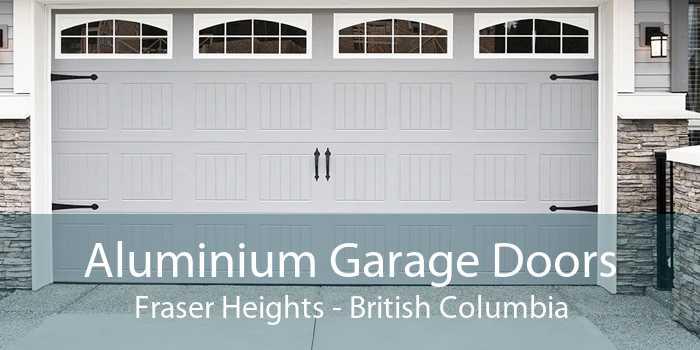 Aluminium Garage Doors Fraser Heights - British Columbia