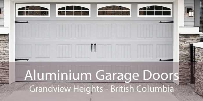 Aluminium Garage Doors Grandview Heights - British Columbia