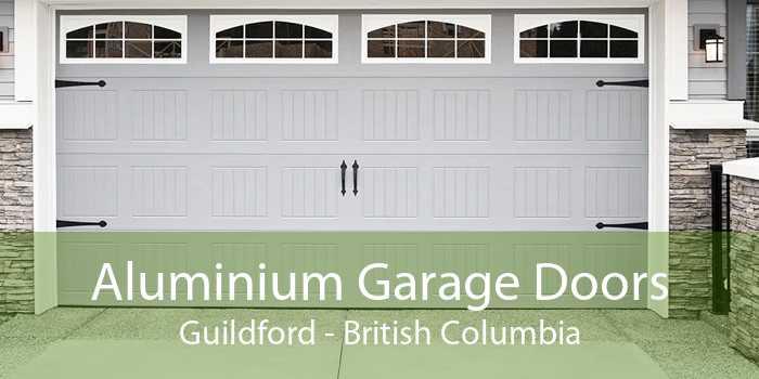 Aluminium Garage Doors Guildford - British Columbia
