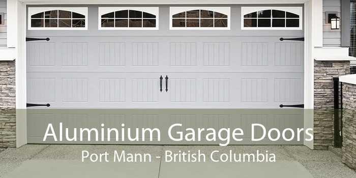 Aluminium Garage Doors Port Mann - British Columbia