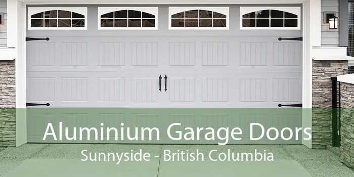 Aluminium Garage Doors Sunnyside - British Columbia