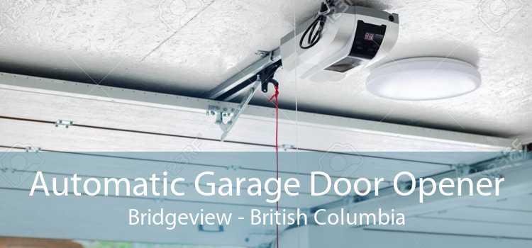 Automatic Garage Door Opener Bridgeview - British Columbia