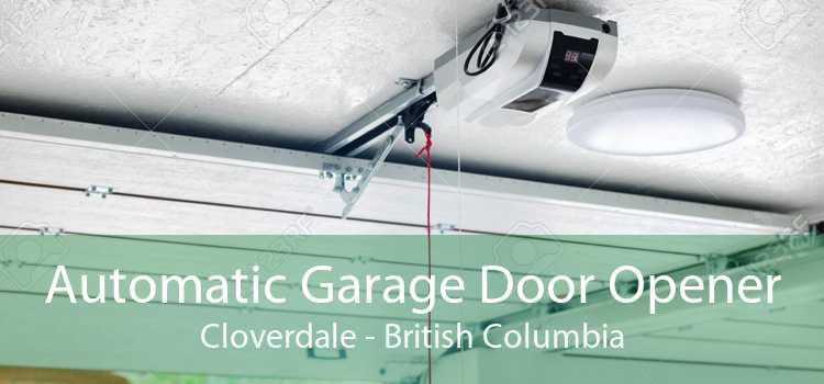 Automatic Garage Door Opener Cloverdale - British Columbia
