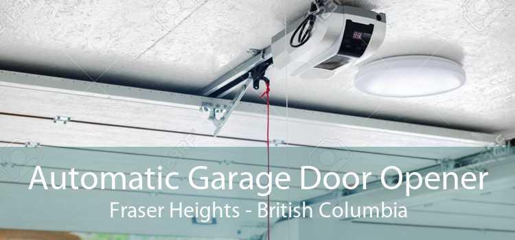 Automatic Garage Door Opener Fraser Heights - British Columbia