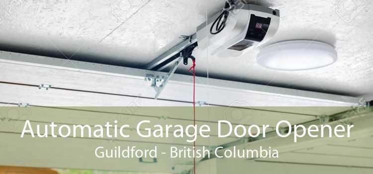 Automatic Garage Door Opener Guildford - British Columbia
