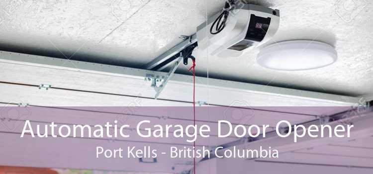 Automatic Garage Door Opener Port Kells - British Columbia