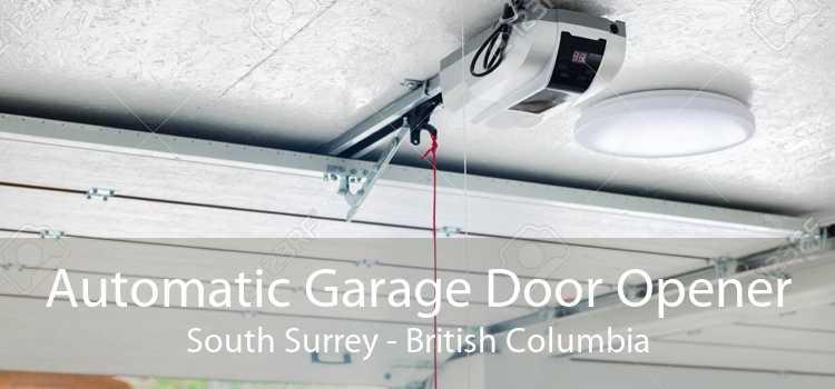 Automatic Garage Door Opener South Surrey - British Columbia