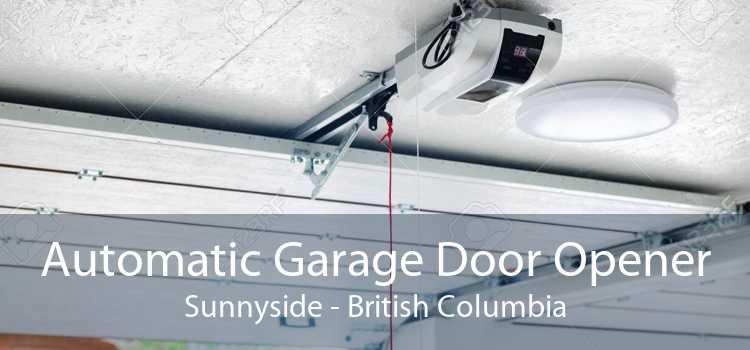 Automatic Garage Door Opener Sunnyside - British Columbia