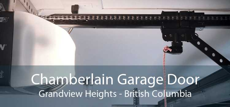 Chamberlain Garage Door Grandview Heights - British Columbia