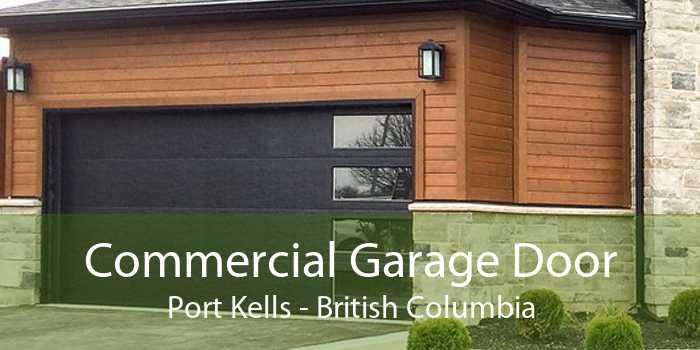 Commercial Garage Door Port Kells - British Columbia