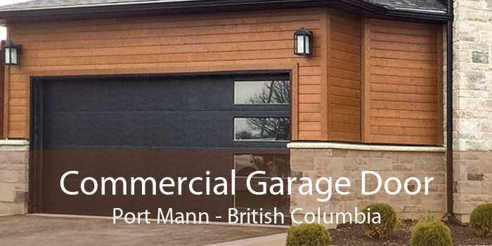 Commercial Garage Door Port Mann - British Columbia