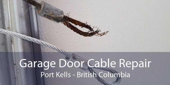 Garage Door Cable Repair Port Kells - British Columbia