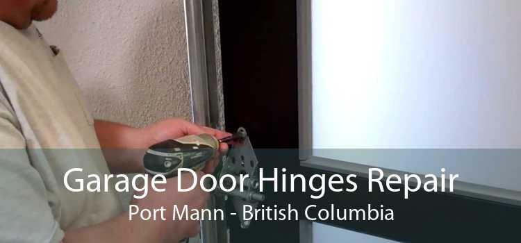 Garage Door Hinges Repair Port Mann - British Columbia