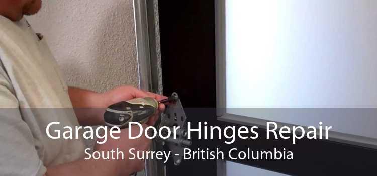 Garage Door Hinges Repair South Surrey - British Columbia