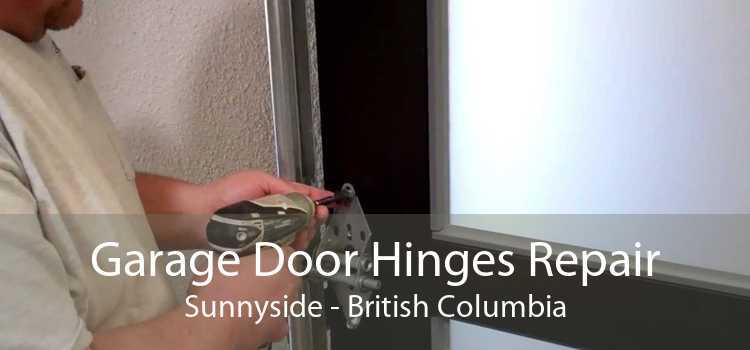 Garage Door Hinges Repair Sunnyside - British Columbia