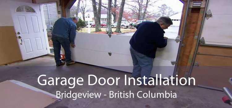 Garage Door Installation Bridgeview - British Columbia