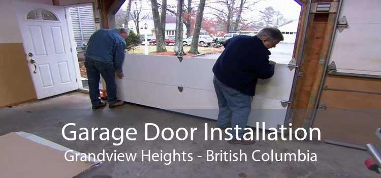 Garage Door Installation Grandview Heights - British Columbia