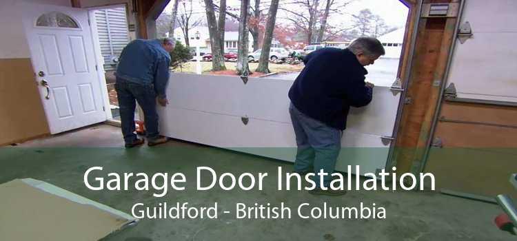Garage Door Installation Guildford - British Columbia