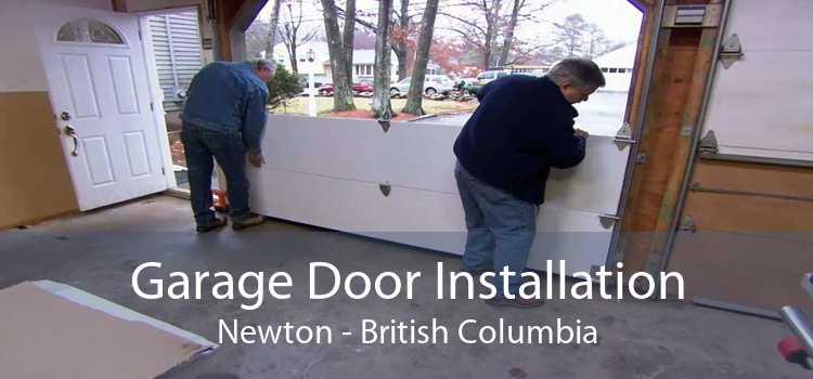 Garage Door Installation Newton - British Columbia