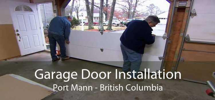 Garage Door Installation Port Mann - British Columbia