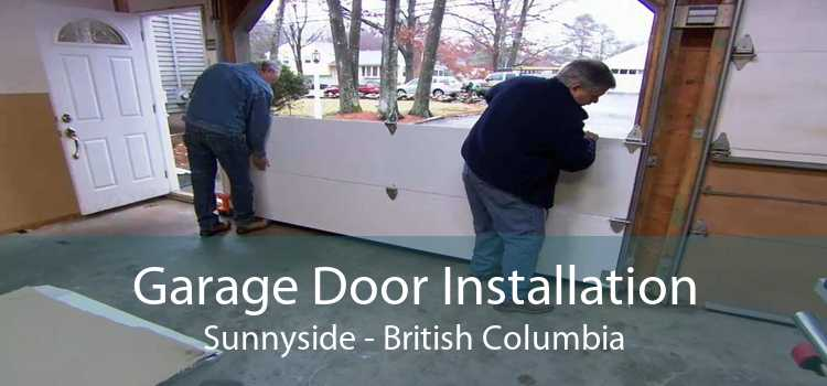 Garage Door Installation Sunnyside - British Columbia