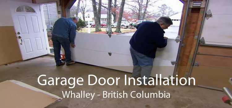 Garage Door Installation Whalley - British Columbia