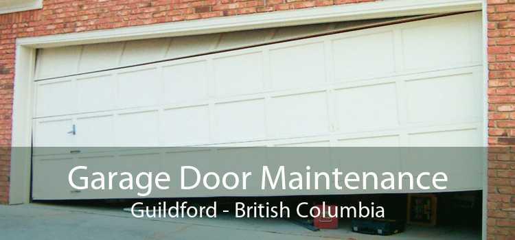 Garage Door Maintenance Guildford - British Columbia