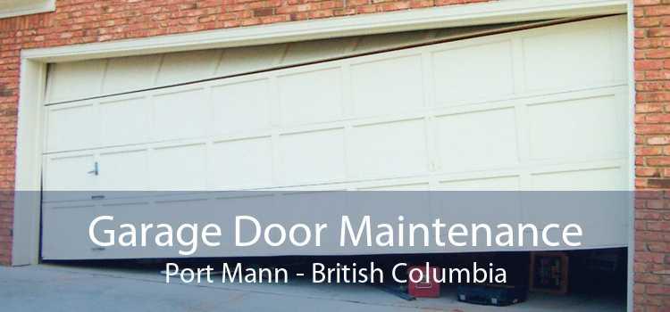 Garage Door Maintenance Port Mann - British Columbia
