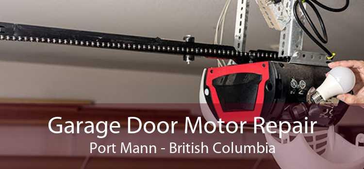 Garage Door Motor Repair Port Mann - British Columbia