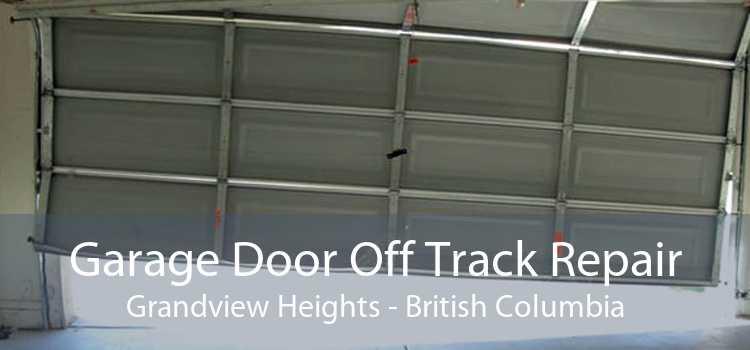 Garage Door Off Track Repair Grandview Heights - British Columbia