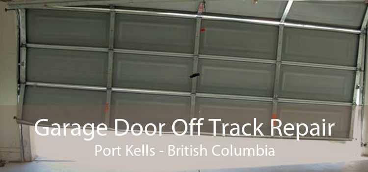 Garage Door Off Track Repair Port Kells - British Columbia