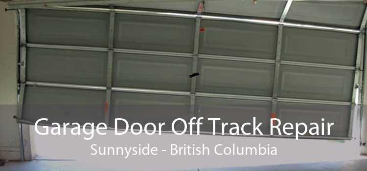 Garage Door Off Track Repair Sunnyside - British Columbia