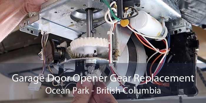 Garage Door Opener Gear Replacement Ocean Park - British Columbia