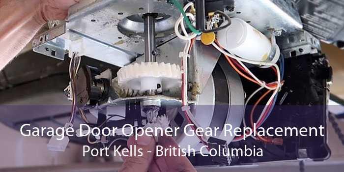 Garage Door Opener Gear Replacement Port Kells - British Columbia