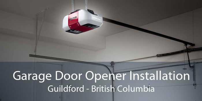 Garage Door Opener Installation Guildford - British Columbia