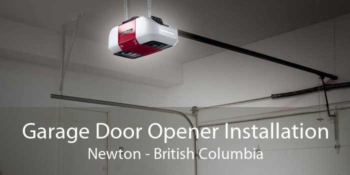 Garage Door Opener Installation Newton - British Columbia