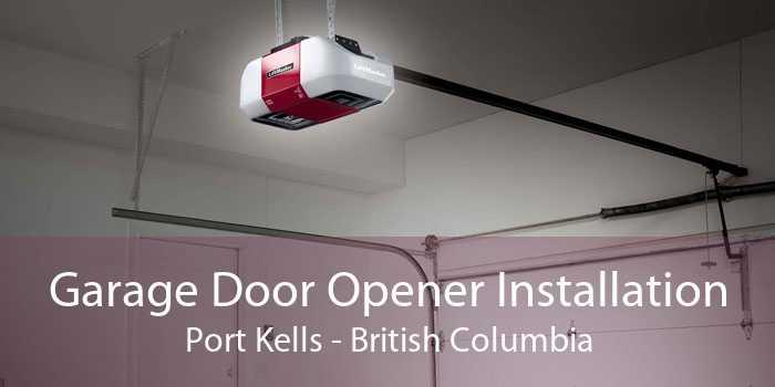 Garage Door Opener Installation Port Kells - British Columbia