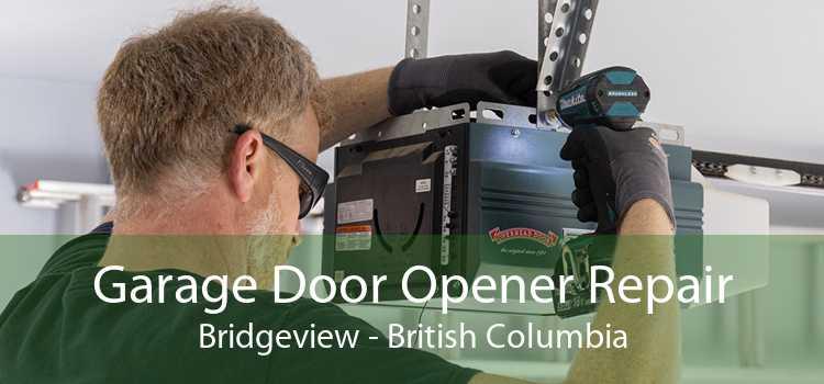 Garage Door Opener Repair Bridgeview - British Columbia