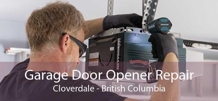 Garage Door Opener Repair Cloverdale - British Columbia