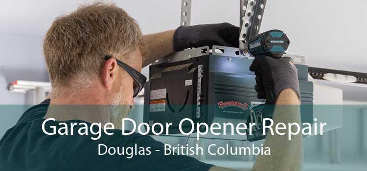 Garage Door Opener Repair Douglas - British Columbia