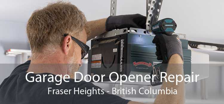 Garage Door Opener Repair Fraser Heights - British Columbia