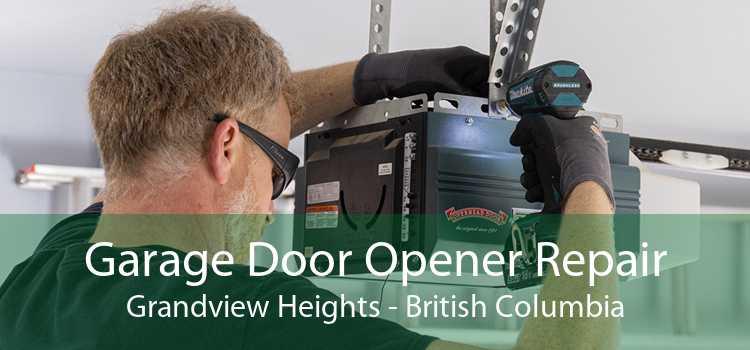 Garage Door Opener Repair Grandview Heights - British Columbia