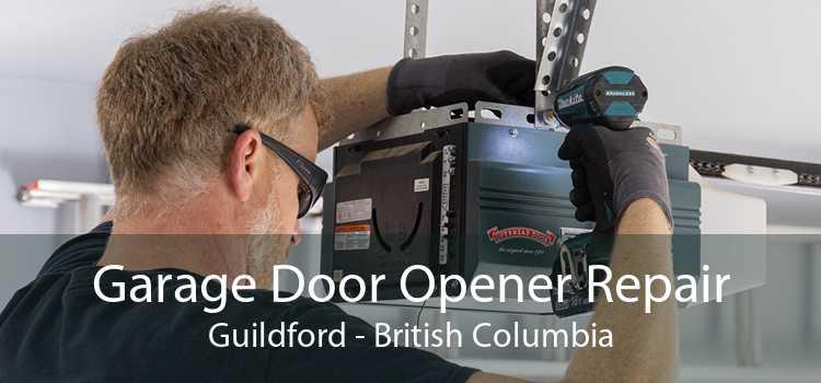 Garage Door Opener Repair Guildford - British Columbia