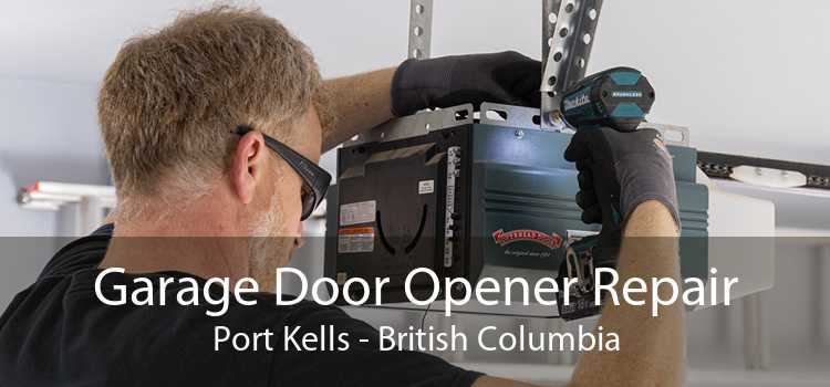 Garage Door Opener Repair Port Kells - British Columbia