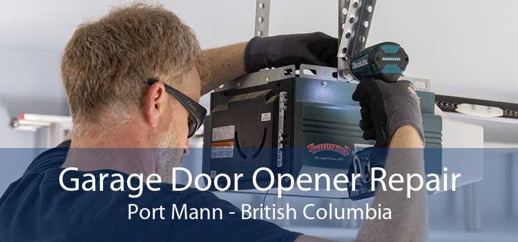 Garage Door Opener Repair Port Mann - British Columbia