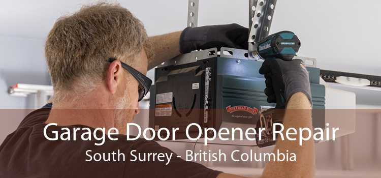 Garage Door Opener Repair South Surrey - British Columbia