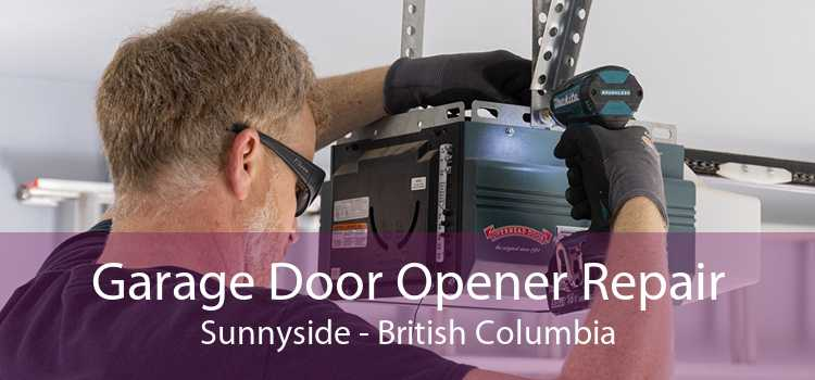 Garage Door Opener Repair Sunnyside - British Columbia