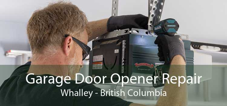 Garage Door Opener Repair Whalley - British Columbia