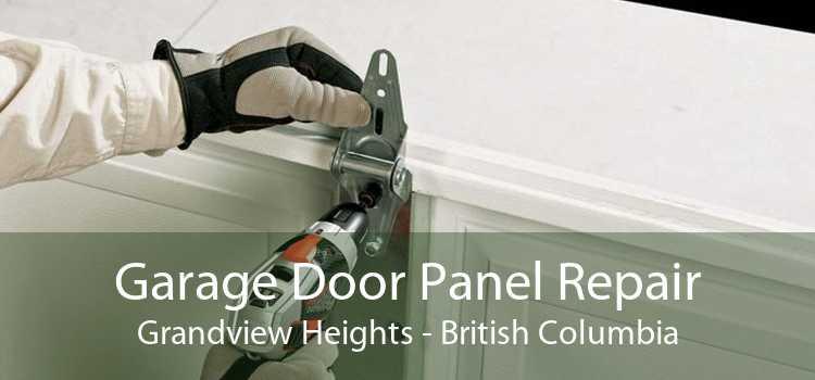 Garage Door Panel Repair Grandview Heights - British Columbia